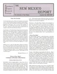 NM Report - Academic Year 2003-2004 by Margaret Montoya