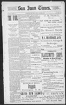 The San Juan Times, 10-04-1895 by Fred E. Holt