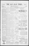 The San Juan Times, 02-03-1899 by Fred E. Holt