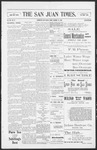 The San Juan Times, 02-10-1899 by Fred E. Holt