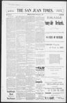 The San Juan Times, 04-21-1899 by Fred E. Holt