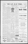 The San Juan Times, 05-05-1899 by Fred E. Holt