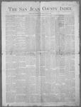 San Juan County Index, 07-24-1890