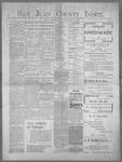 San Juan County Index, 01-13-1899