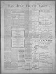 San Juan County Index, 05-05-1899