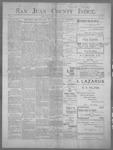 San Juan County Index, 06-09-1899