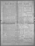 San Juan County Index, 12-15-1899