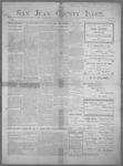 San Juan County Index, 01-19-1900
