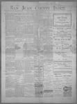 San Juan County Index, 02-02-1900