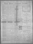San Juan County Index, 03-30-1900