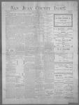 San Juan County Index, 04-06-1900