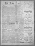 San Juan County Index, 04-20-1900