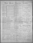 San Juan County Index, 05-04-1900