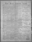 San Juan County Index, 06-29-1900