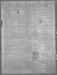 San Juan County Index, 07-13-1900