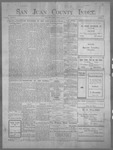 San Juan County Index, 08-31-1900