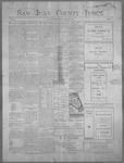 San Juan County Index, 09-07-1900