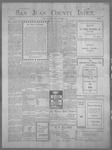 San Juan County Index, 09-14-1900