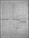 San Juan County Index, 10-12-1900