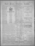 San Juan County Index, 10-19-1900