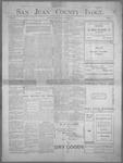 San Juan County Index, 10-26-1900