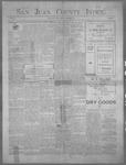 San Juan County Index, 11-02-1900