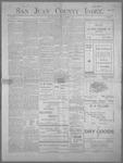 San Juan County Index, 12-07-1900