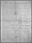 San Juan County Index, 03-22-1901