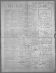San Juan County Index, 06-28-1901