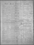 San Juan County Index, 07-19-1901