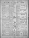 San Juan County Index, 08-23-1901