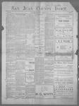 San Juan County Index, 09-20-1901