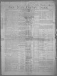 San Juan County Index, 11-29-1901