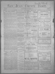 San Juan County Index, 12-13-1901