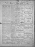 San Juan County Index, 01-03-1902