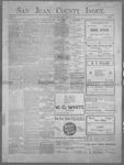 San Juan County Index, 02-07-1902