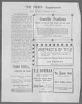 San Juan County Index, 02-14-1902