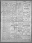 San Juan County Index, 05-09-1902