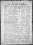 Socorro Chieftain, 01-11-1902