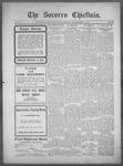 Socorro Chieftain, 09-05-1903