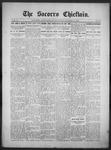Socorro Chieftain, 10-12-1907 by Chieftain Publishing Co.