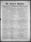 Socorro Chieftain, 11-16-1907 by Chieftain Publishing Co.