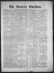 Socorro Chieftain, 04-18-1908 by Chieftain Publishing Co.