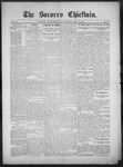 Socorro Chieftain, 05-09-1908 by Chieftain Publishing Co.