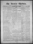 Socorro Chieftain, 10-31-1908 by Chieftain Publishing Co.