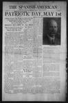 Spanish American, 04-20-1918 by Roy Pub Co.