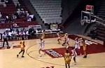 Women's Basketball: UNM vs. Arizona State University, December 7, 1992