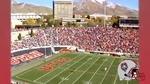 Men's Football: UNM Lobos vs. Utah Utes (Kicking Film Only), November 9, 1991 by University of New Mexico