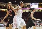 Women's Basketball: UNM Lobos vs. Loyola Marymount Lions, December 22, 1993 by University of New Mexico