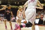 Women's Basketball: UNM Lobos vs. Utah Utes, January 29, 1994 by University of New Mexico